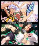 MMD銀魂7周年