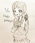 みちるちゃん誕生日おめでとう!