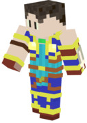 【Minecraft】 レックス スキンサンプル