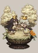 【嘘つき姫と盲目王子】ファンアート