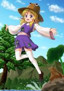 ケロちゃんジャンプ!