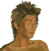 AKNMと共演した茶髪チャラ男