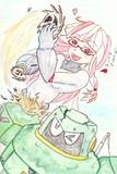 【VOICEROID実況】思い出『にしたい!』ロックマン10 パート⑦【琴葉姉妹】 支援絵