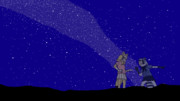 星や太陽の位置を覚えるのは基本だよー