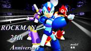 ロックマンシリーズ25周年 ロックマンX