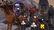 北軍騎兵隊