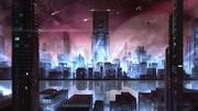とある惑星の都市
