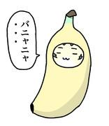 バナナスナネコ