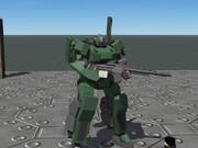 【マシクラ】90式機動装脚戦闘車