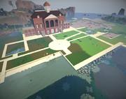 #Minecraft アズールレーンの大講堂  #アズールレーン