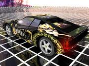 【3DCG】テスタロッサにテスタロッサ貼ってみた【痛車】