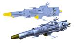 MMD宇宙戦艦ヤマト 駆逐艦