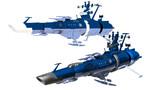 MMD宇宙戦艦ヤマト パトロール艦