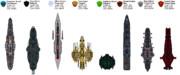 War Ships of the Neter