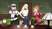 伊仏独のミルク系コーヒー