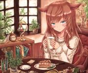 けもみみ喫茶スタイル