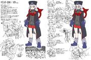 オリジナルロボットガールズ(8)