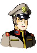 地球連邦軍ウッディ・マルデン技術大尉