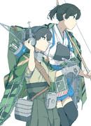 加賀さんと大鷹