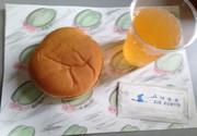 北朝鮮機内食セット