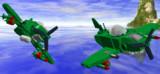 LDDでレシプロ戦闘機作ってみた