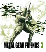 METAL GEAR FRIENDS 3