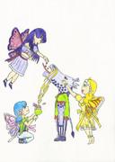 妖精三人娘
