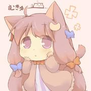 むきゅー(´ω`*)