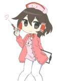 ナース服maru姉貴