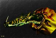 20101212 ドラゴン(習作)