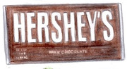 ハーシーのチョコレート