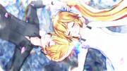 【手書き風MMD】ロミオとシンデレラ【鏡音レンx亞北ネル】