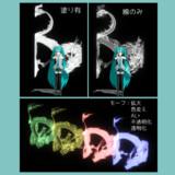 【MMD-OMF8】龍の筒
