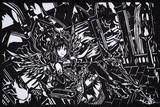[幻想と神話の紡ぎ手]神崎蘭子【切り絵】