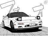 マツダ アンフィニRX-7