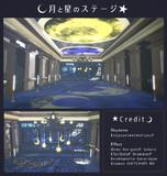 【MMD-OMF8】月と星のステージ