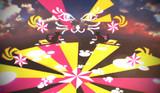 【OMF8】猫ステージ【MMDステージ配布あり】