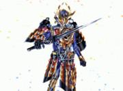 鬨の鎧/武の極
