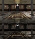 【MMD-OMF8】宮殿ステージ3種