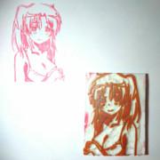 【みでし】小紅ちゃんハンコ