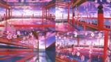 【MMD】吊る舞台【ステージ配布】
