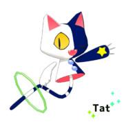【MMD-OMF8】タット 【モデル配布】
