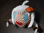 折り紙人形あかりちゃん
