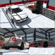 【マシンクラフト】スカイラインR33GTR