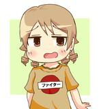 海外に売ってるダサい日本語Tシャツを森久保にプレゼント