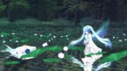 妖精さんと沼の主