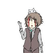 猫に襲われし太宰さん