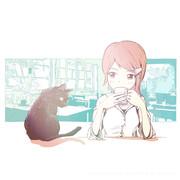 …………飲む?
