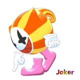 【MMD-OMF8】ジョーカー【モデル配布】