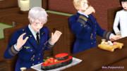 「うおっ!これが本場のいくら軍艦か!!」「違います」